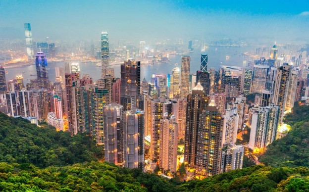 hong-kong-mountain