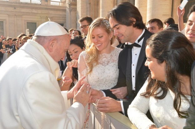 Pope Blessing