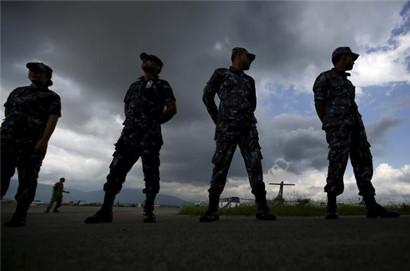 Nepali Soldiers