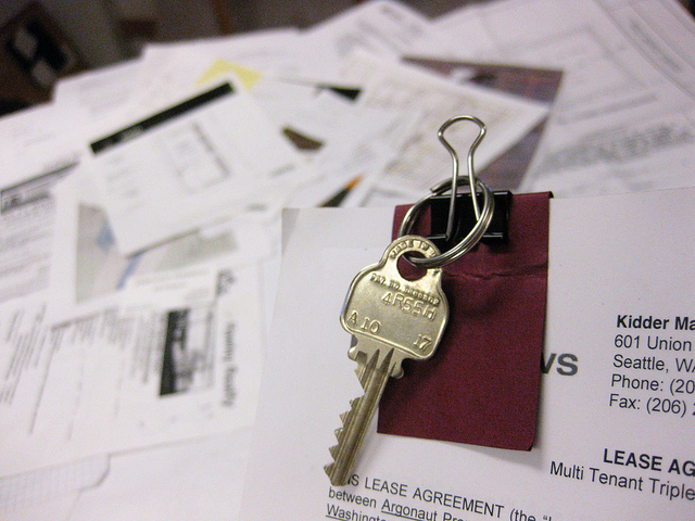Apartment-Keys