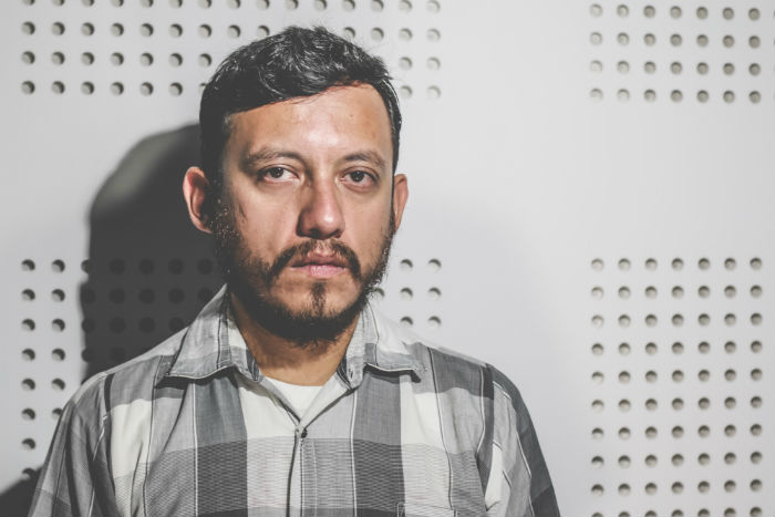 The photographer asserts that in Veracruz, threatening journalists who criticize has become a daily phenomenon. Photo: Francisco Cañedo SinEmbargo