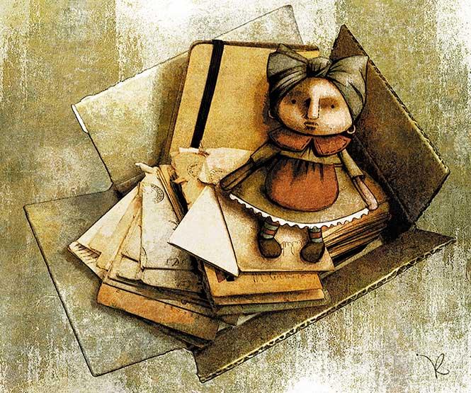 Illustration: Kathia Recio