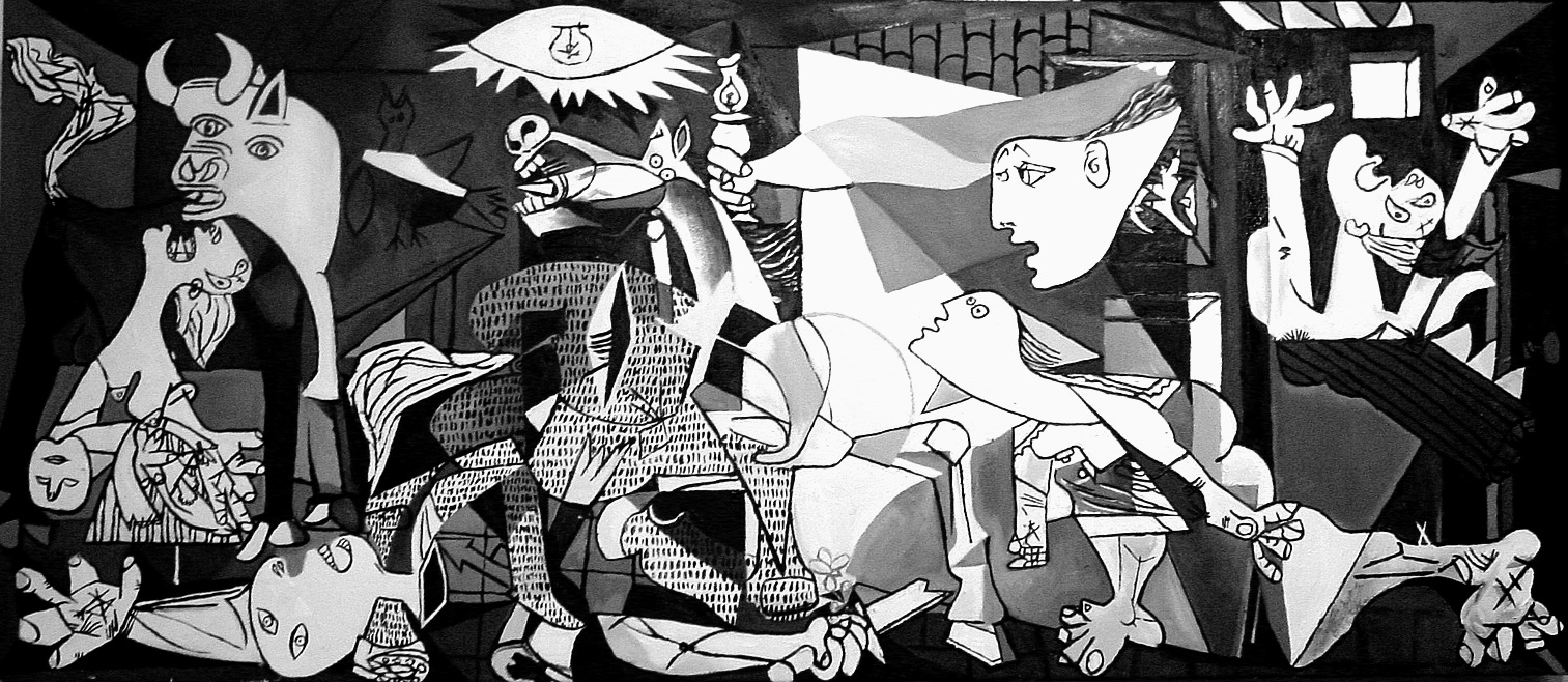 Guernica: An End and a New Beginning - by Bob Long - Trans-Border ...