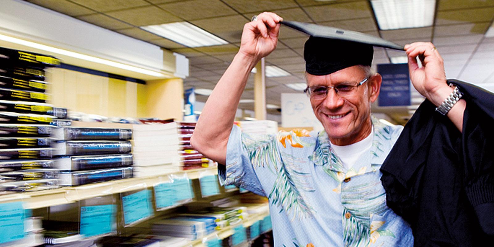 Alumnus Dan Wehrman '10