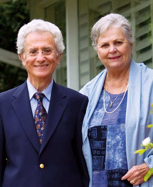 Gail and Tony Dimitroff
