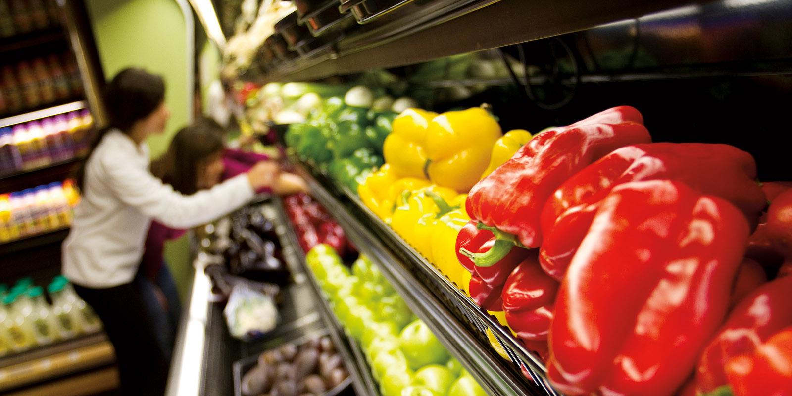 fresh high quality produce at Tu Mercado