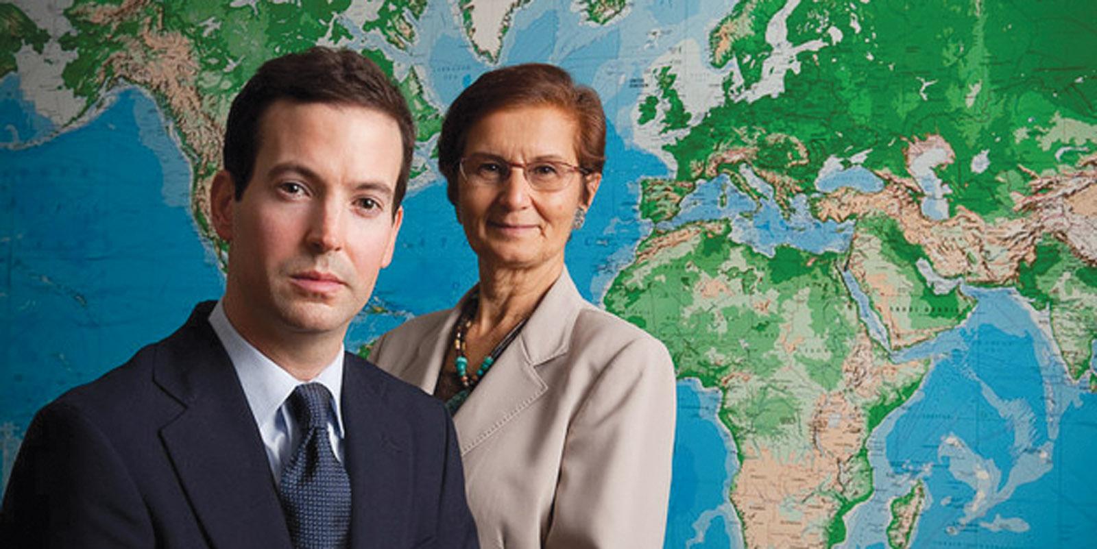 USD Professors Avi Spiegel and Necla Tschirgi