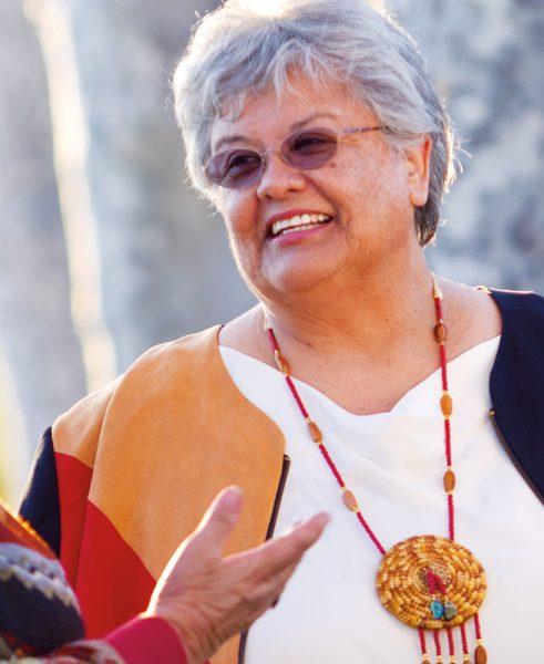 USD Alumni Patricia Dixon