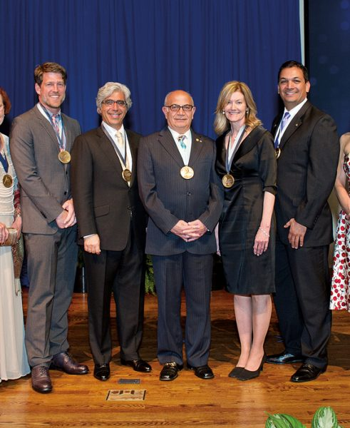 USD 2012 Alumni Honorees