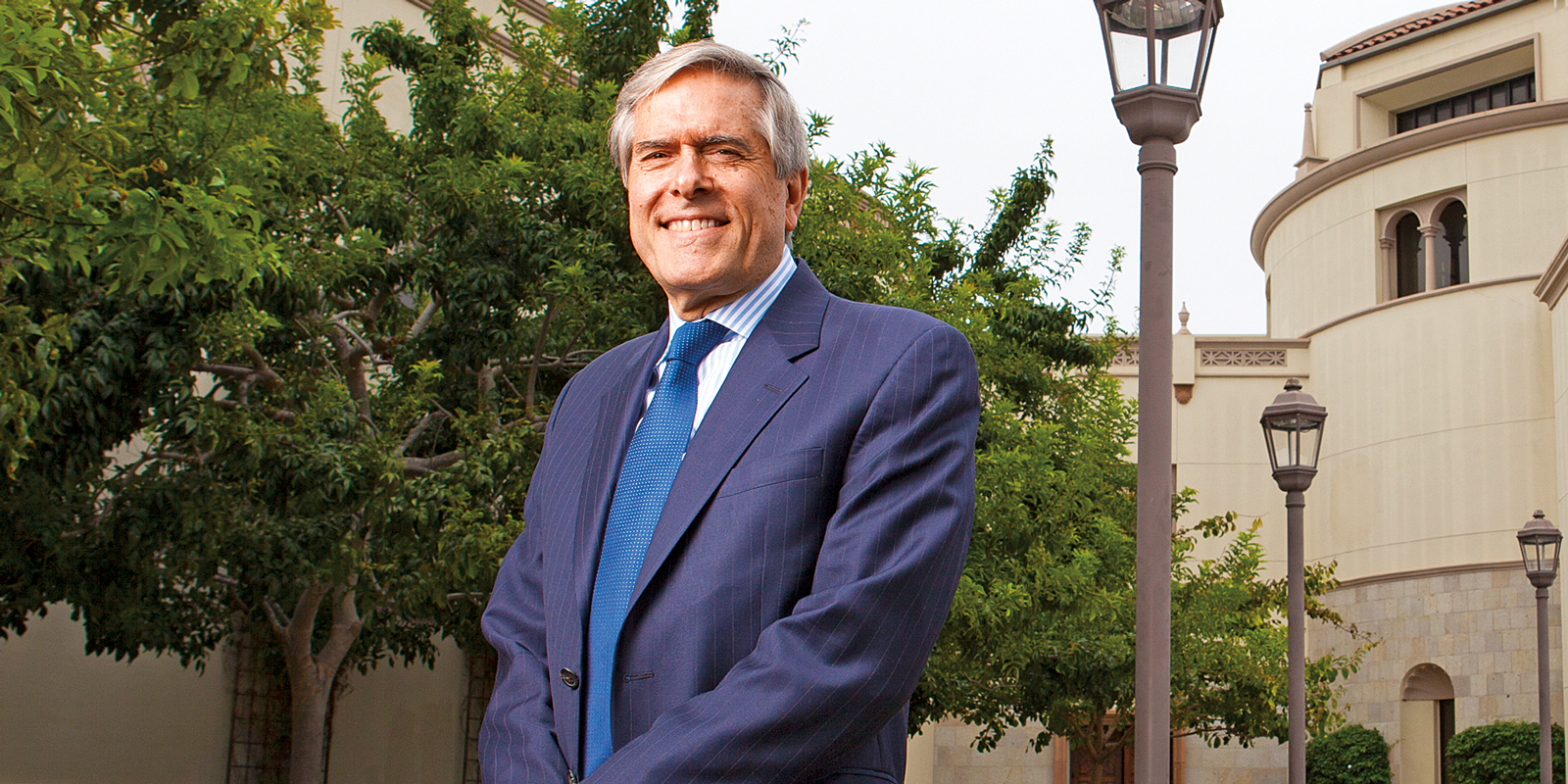 USD School of Peace Dean Edward Luck
