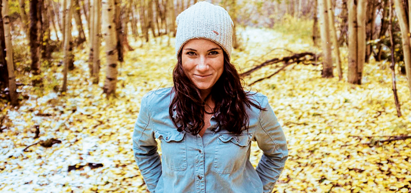 Happyolks blogger Kelsey Brown '12