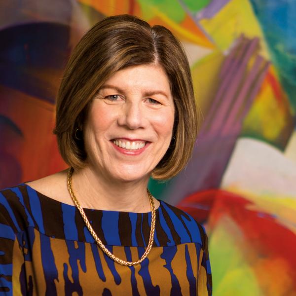 Former USD President Mary E. Lyons, PhD