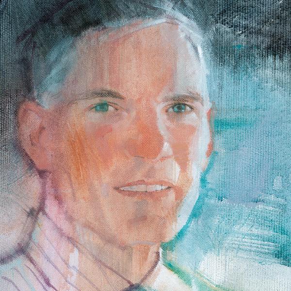 Illustration of Glenn White '78