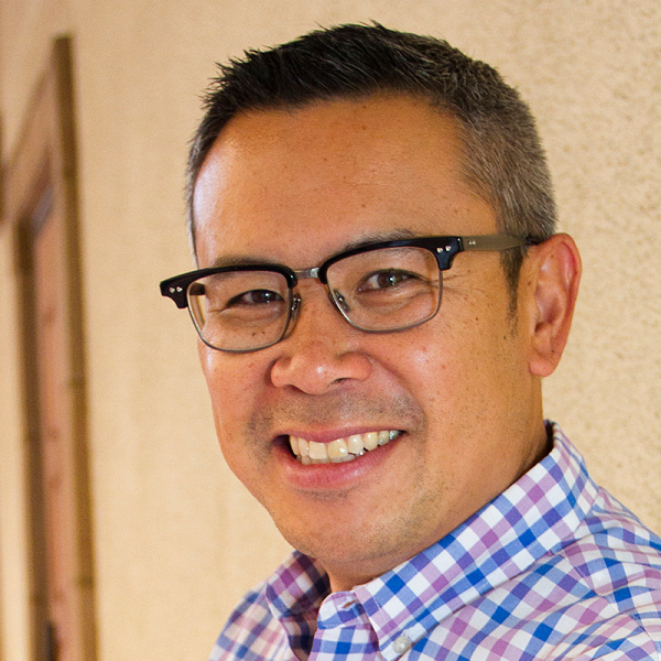 USD Assistant Provost of Community Engagement Chris Nayve