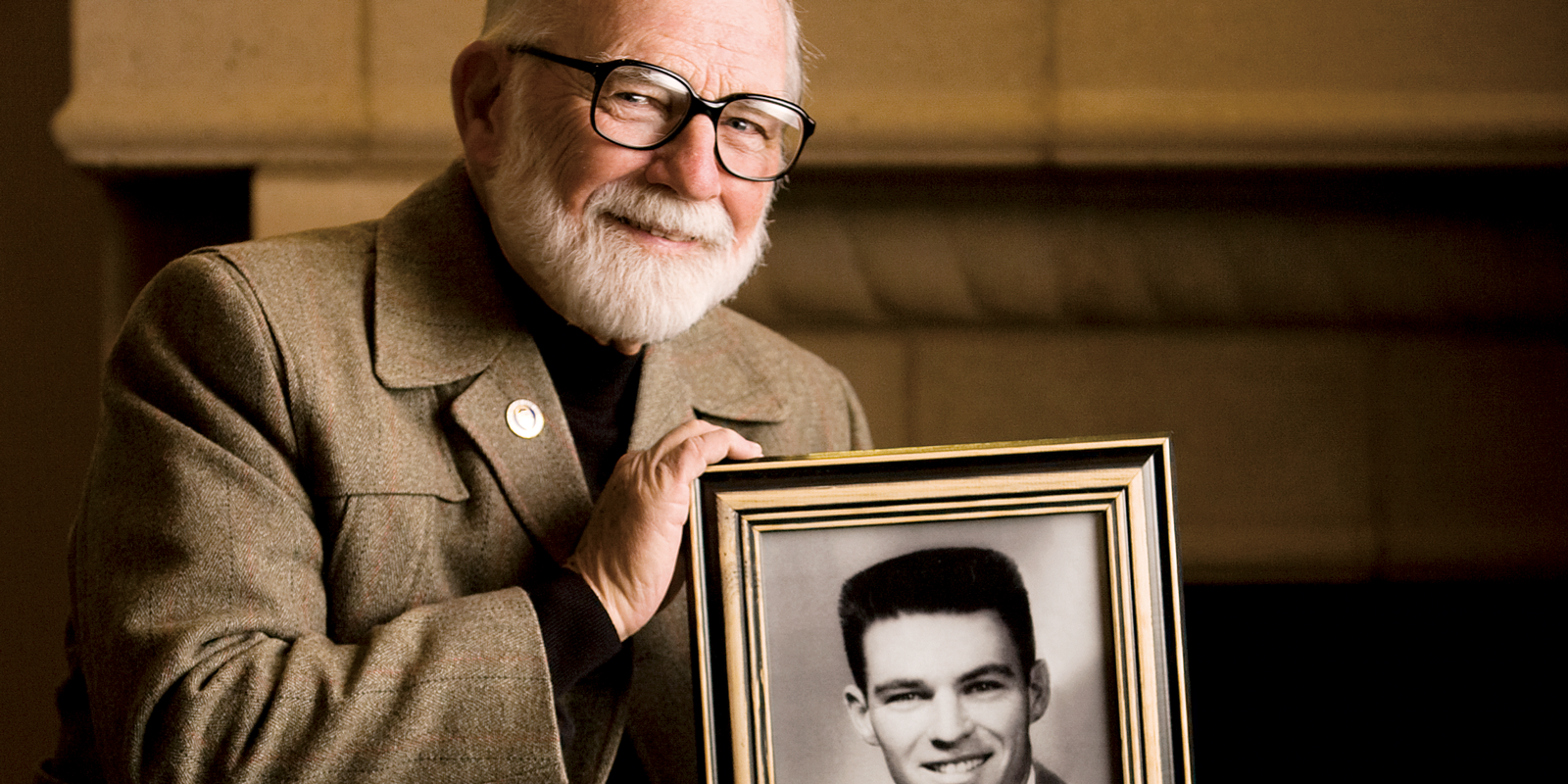 USD alumnus John Bowman