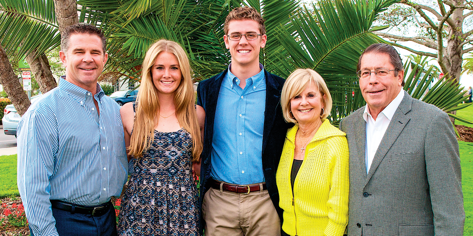 Generations of the McDonnell family