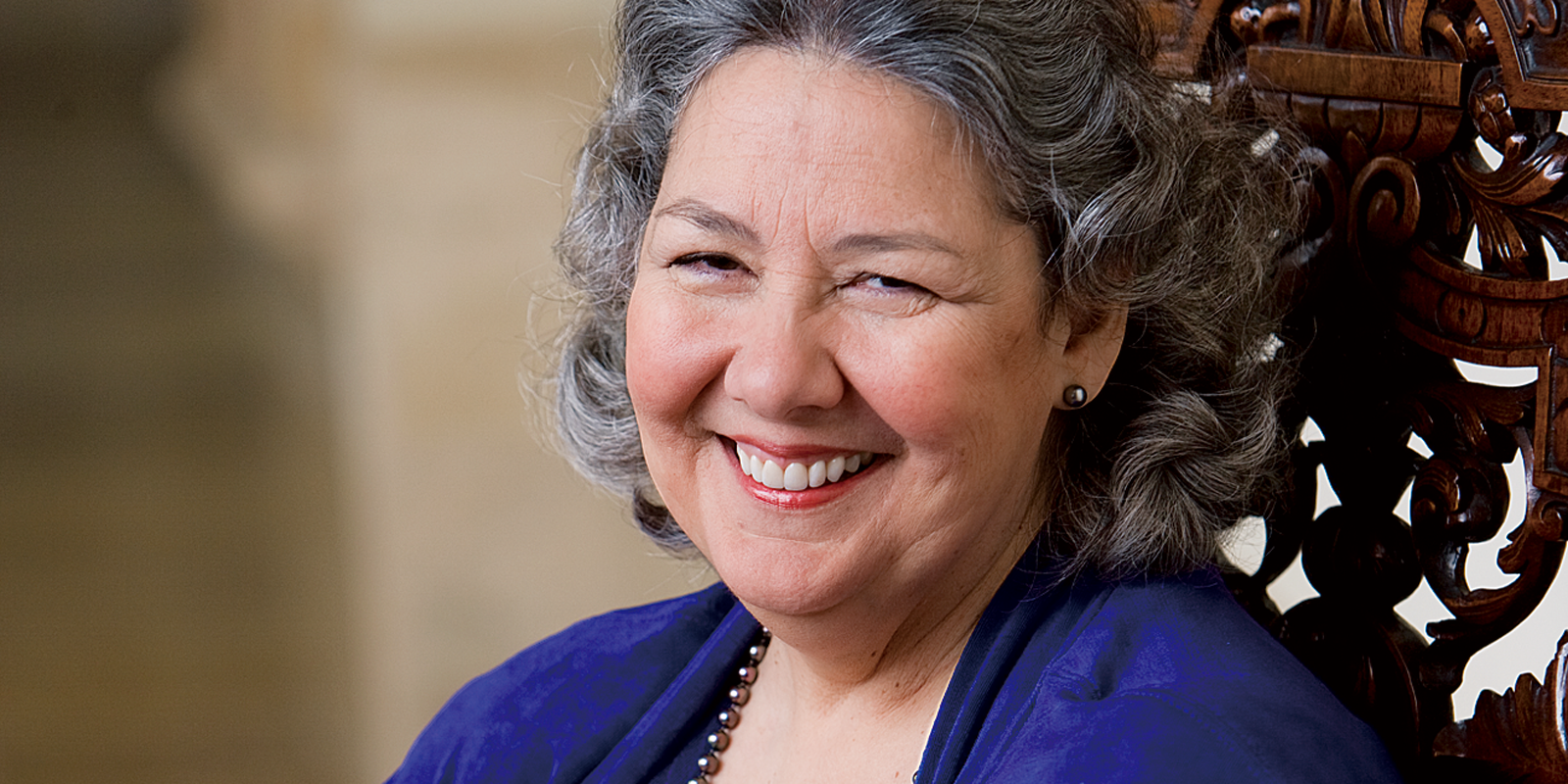 USD Board of Trustees Chair Darlene Marcos Shiley