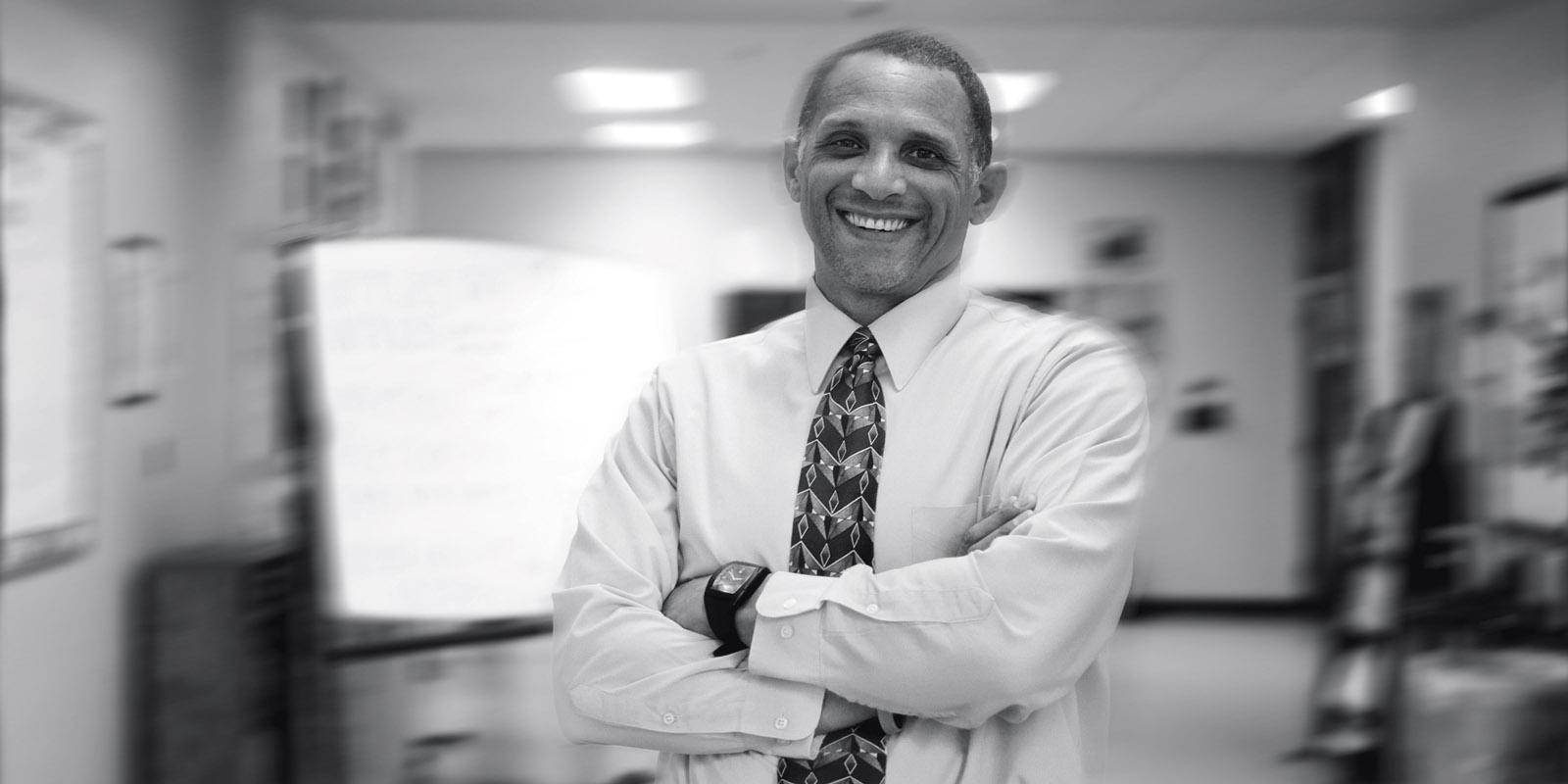 USD Alumnus Bruce Mims