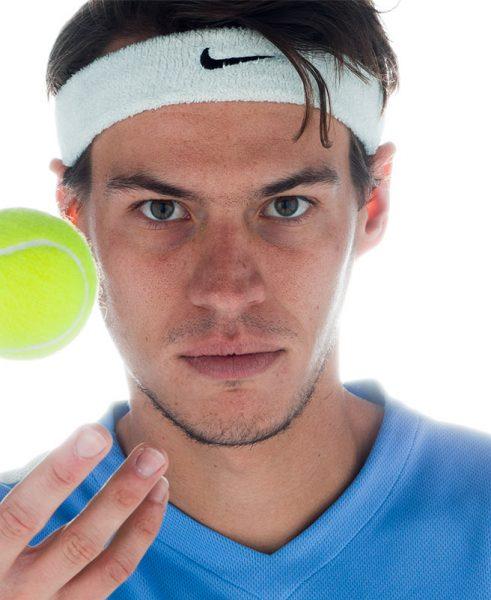 USD Men's Tennis player Filip Vittek