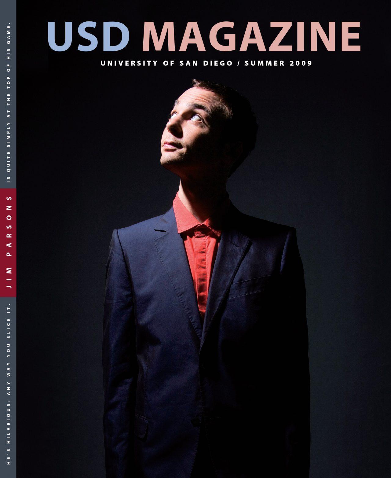 Summer 2009 USD Magazine cover