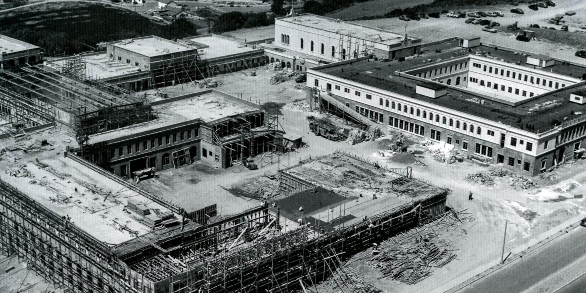 USD campus archival