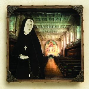 Sister Virginia Rodee as a young nun