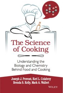 Science of Cooking book cover