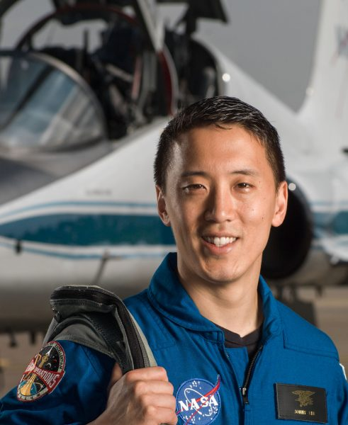 Astronaut candidate Jonathan Kim