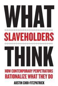 What Slaveholders Think book cover