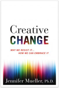 Creative Change book cover