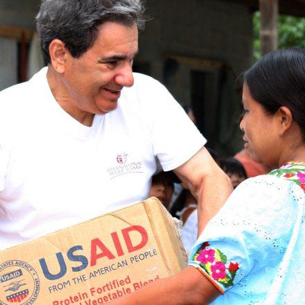 Barry LaForgia in Guatemala