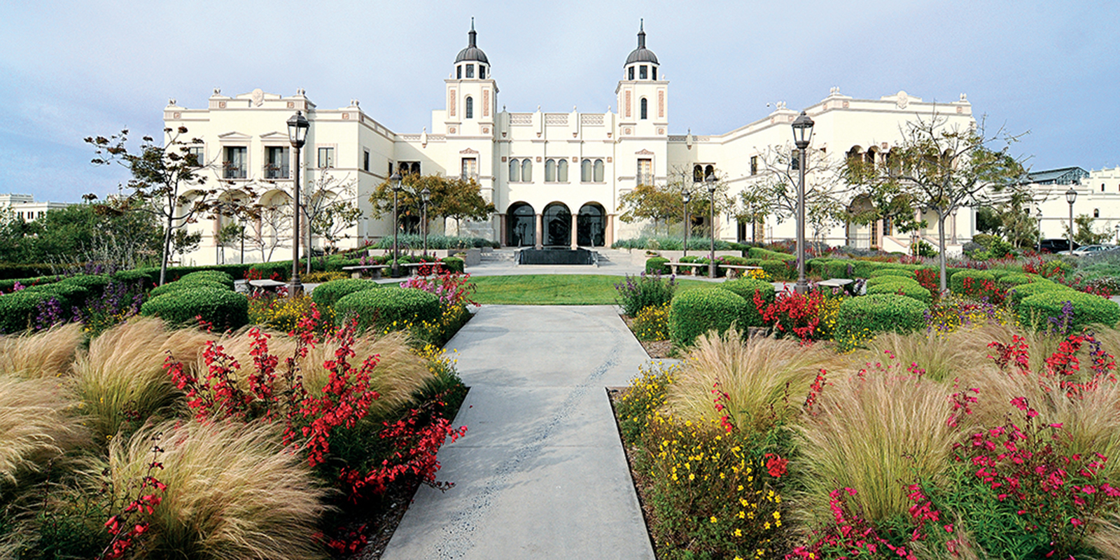 USD campus beauty shot
