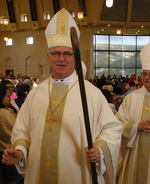 Bishop John Dolan
