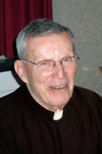 Fr. Norbert Rigali, SJ photo