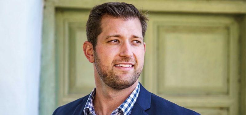 USD alumnus Jared Forester '08 (BA)