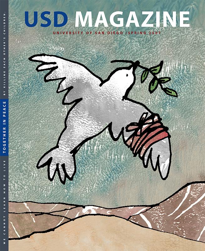 Spring 2007 USD Magazine cover