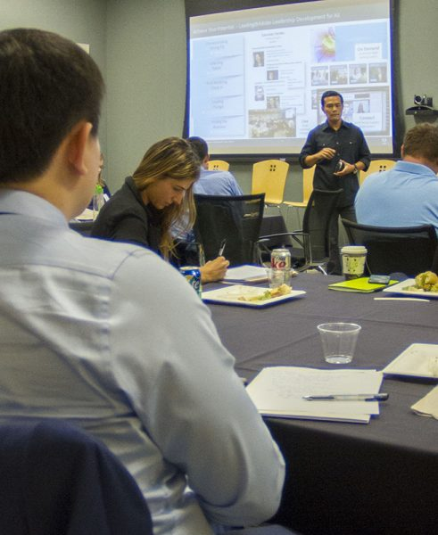 USD students learn about various career paths on Torero Treks.