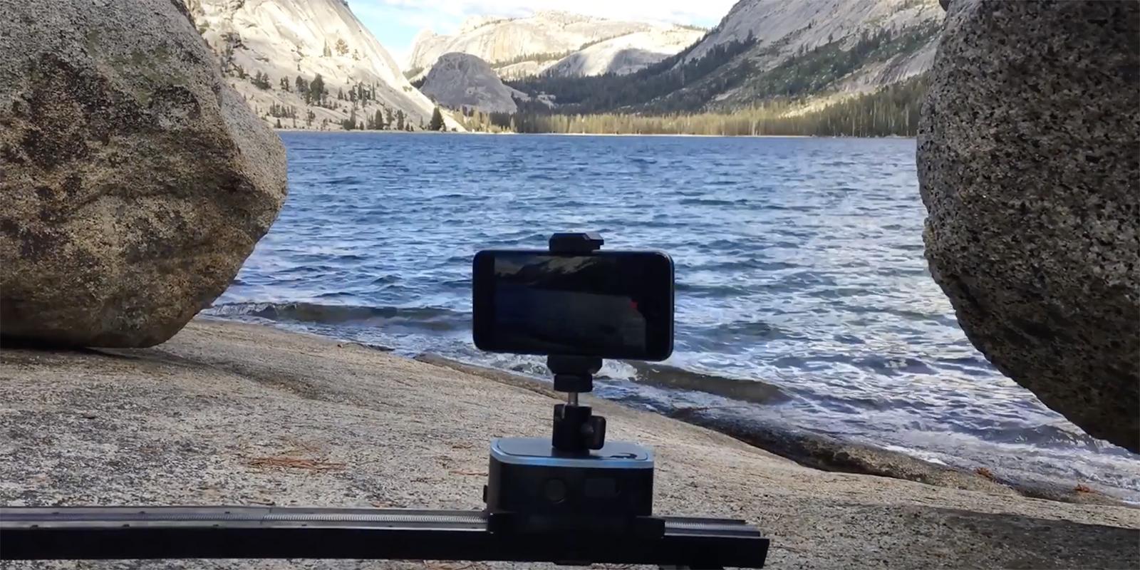 Dyno camera slider