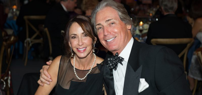 USD trustee Roger Joseph and his wife