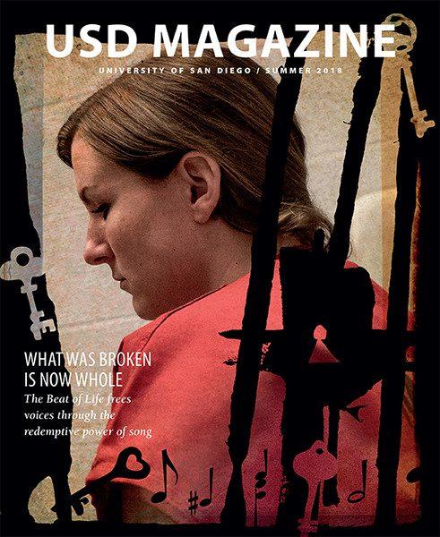 Summer 2018 USD Magazine cover