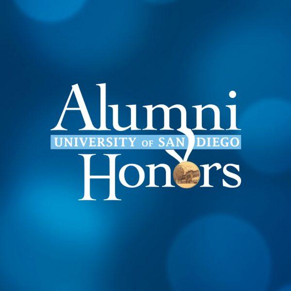 Alumni Honors logo