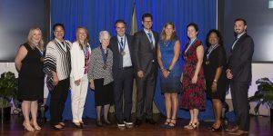 2018 Alumni Honors recipients