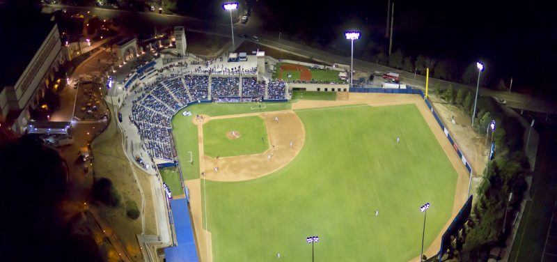 USD baseball stadium, Fowler Park