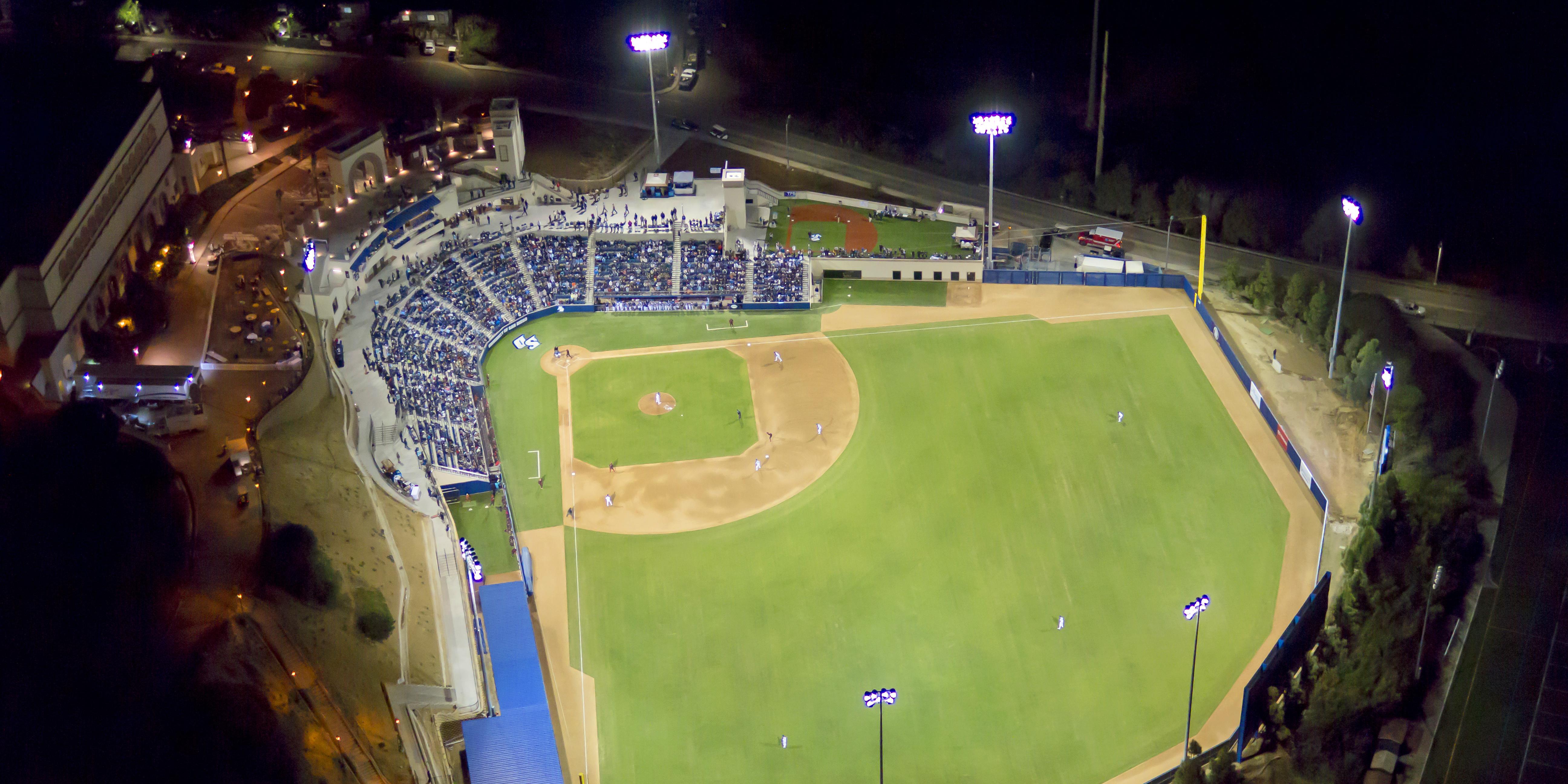 USD baseball stadium, Fowler Park