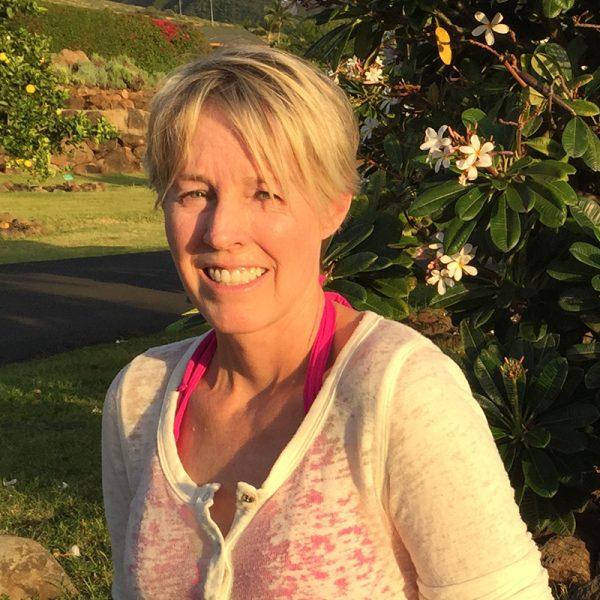 USD Alumna Michelle Moore '85 (BA) in Maui