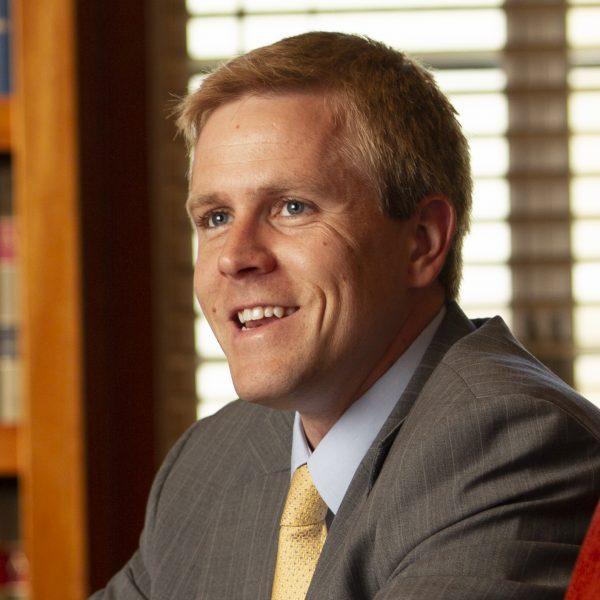USD Veteran's Legal Clinic head Bob Muth