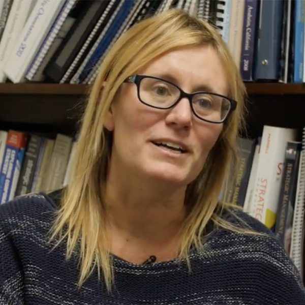 USD professor Moriah Meyskens, PhD