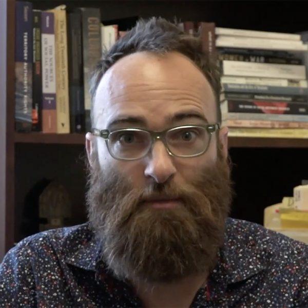USD professor Austin Choi-Fitzpatrick