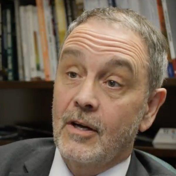USD professor Simon Croom, PhD