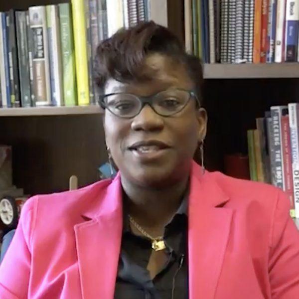 USD Professor Odesma Dalrymple, PhD